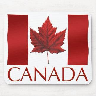 Hoja de arce Mousepad de Mousepad Canadá de la