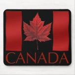 Hoja de arce Mousepad de Mousepad Canadá de la Alfombrillas De Ratón