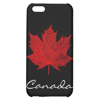 Hoja de arce/Negro-Canadá rojos