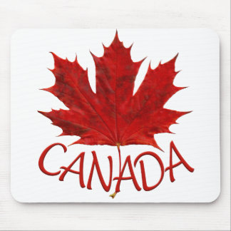 Hoja de arce roja Mousepad de Canadá Mousepad