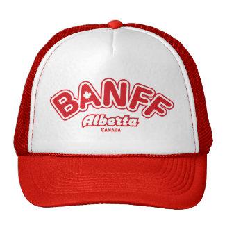 Hoja de Banff Gorras