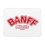 Hoja de Banff Iman Rectangular