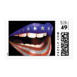 Hoja de los sellos de FLAGMOUTH - 44c