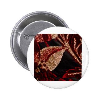 Hoja de oro de NOVINO Zazzling Pins