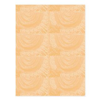 Hoja de oro grabada plantilla: Añada la imagen del Tarjeta Postal