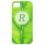 Hoja del árbol iPhone 5 Case-Mate protector