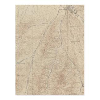 Hoja del atlas de Aspen Postal