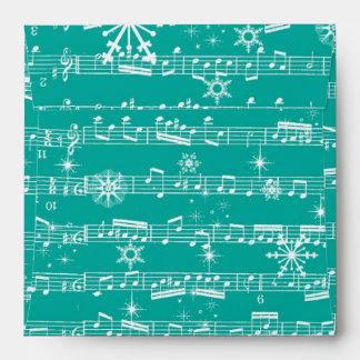 Hoja del Musical del navidad del trullo del