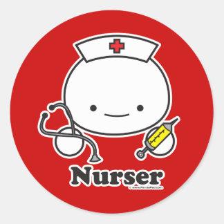 Hoja del pegatina del Nurser (más tamaños)