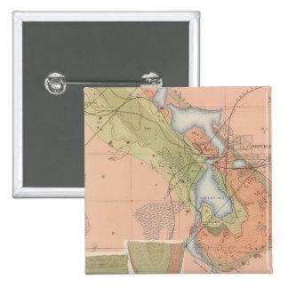 Hoja detallada XI de la geología Pin