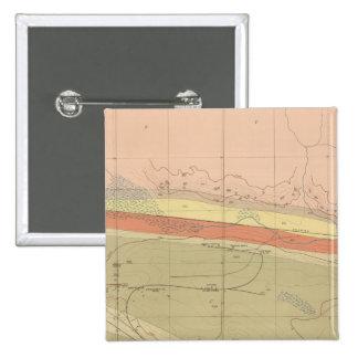Hoja detallada XII de la geología Pins