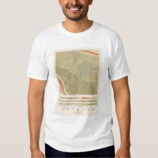 Hoja detallada XIX de la geología Playeras