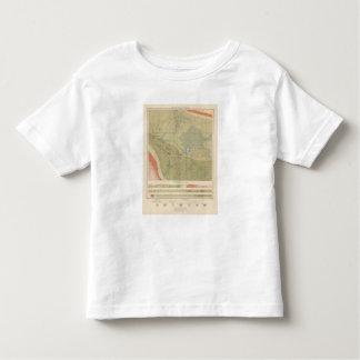 Hoja detallada XIX de la geología Polera