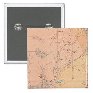 Hoja detallada XXI de la geología Pins