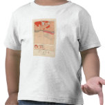 Hoja detallada XXIX de la geología Camiseta
