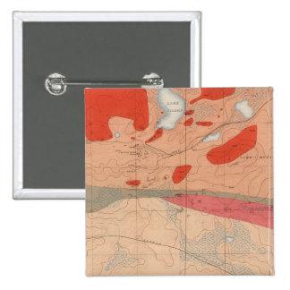 Hoja detallada XXIX de la geología Pins