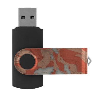 Hoja detallada XXVIII de la geología Memoria USB