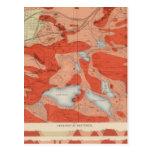 Hoja detallada XXVIII de la geología Postal