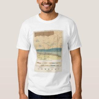 Hoja detallada XXXIII de la geología Camisas