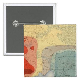 Hoja detallada XXXIV de la geología Pins