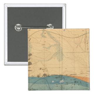 Hoja detallada XXXVI de la geología Pins