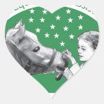 HOJA LOGO.jpg Calcomanía Corazón Personalizadas