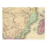 Hoja meridional de África Tarjeta Postal