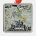 Hoja principal del Sovereign prusiano Ornamento De Reyes Magos