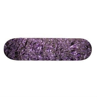 """hoja púrpura patineta 7 1/4"""""""