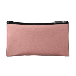 Hoja rosada coralina impresa