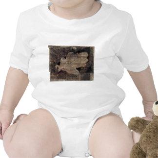 Hoja Traje De Bebé