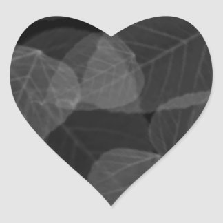 Hoja X-Ray.png Pegatina En Forma De Corazón