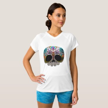Aztec Themed Hojalata Aztec Mask T-Shirt