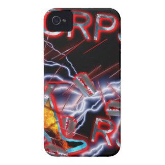 Hojas de afeitar y agujas de CRPS iPhone 4 Carcasas