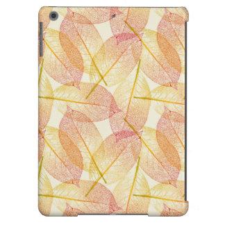 Hojas de otoño 2 funda para iPad air