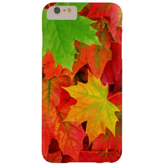 Hojas de otoño funda barely there iPhone 6 plus