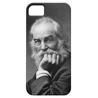 Hojas de Walt Whitman de la hierba iPhone 5 Cárcasa