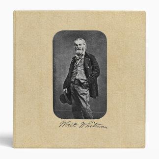 Hojas de Walt Whitman del Frontispiece de la