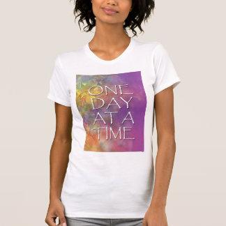 Hojas del arco iris de ODAT Camiseta