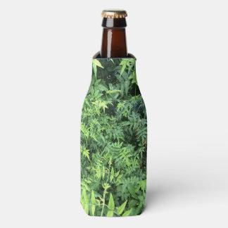 Hojas del jazmín enfriador de botellas