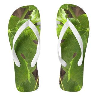 Hojas Flip Flops