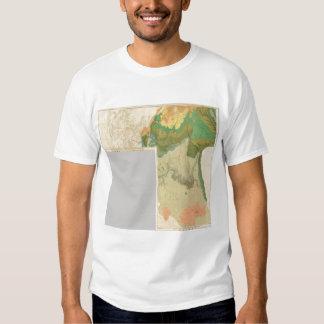 Hojas geológicas del mapa playera