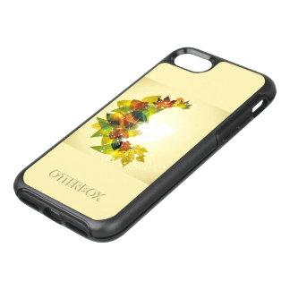 Hojas hermosas de la caída funda OtterBox symmetry para iPhone 7