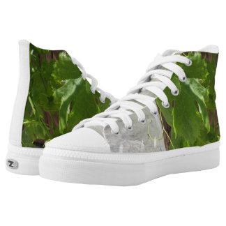 Hojas High-Top Sneakers