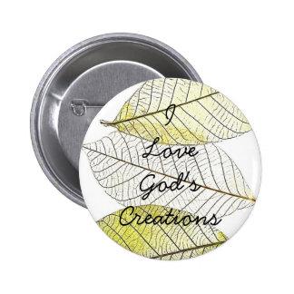 hojas ILoveGod sCreations Pins