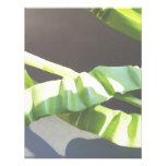 Hojas. Imagen de fondo del arte de Digitaces Invitación Personalizada
