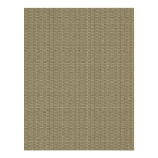 """Hojas marrones de moda en fondo púrpura retro folleto 8.5"""" x 11"""""""