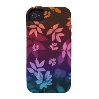 Hojas que caen Case-Mate iPhone 4 carcasas