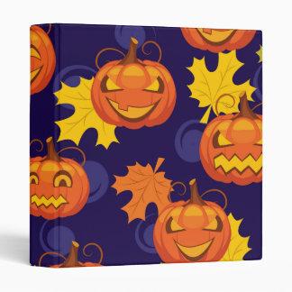 """Hojas y Jack-O-Linternas de otoño Carpeta 1"""""""