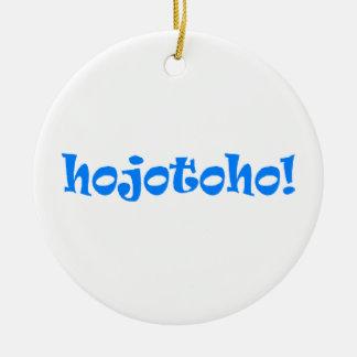 Hojotoho! Christmas Tree Ornament